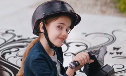 Nissan Commercial Song >> Nissan Midnight Edition Commercial Song - Little Girl With Tricycle