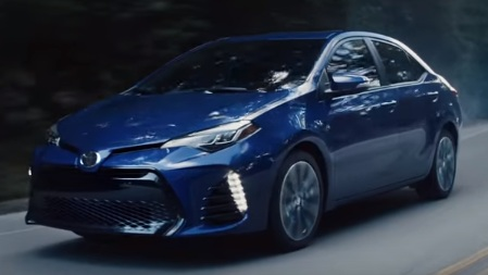 Toyota Corolla Commercial