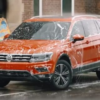 Tiguan French Song Commercial Song