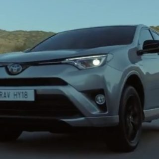2018 Toyota Rav4 Hybrid Commercial Song Because Life Hens Outdoors