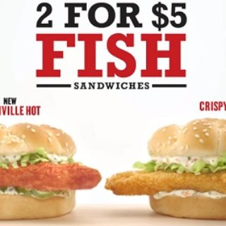 Arby s fish sandwiches commercial song for Arby s fish sandwich 2017