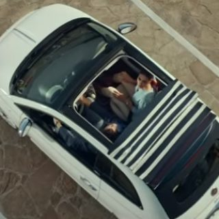 Fiat 500 Dolcevita Commercial Song